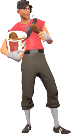 Deep Fried Desire - Official TF2 Wiki   Official Team